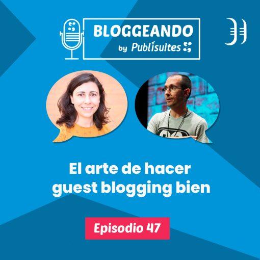 hacer guest blogging