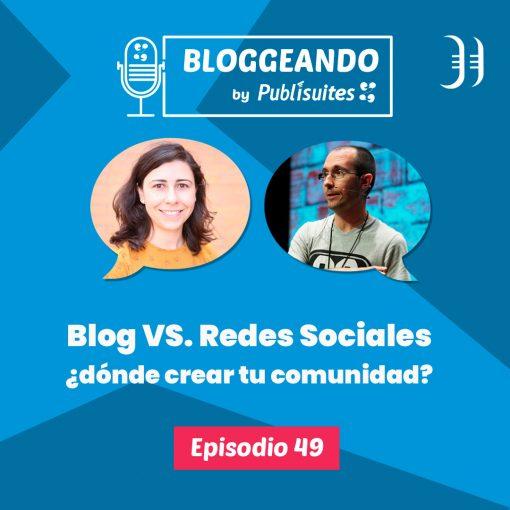 blog o redes sociales