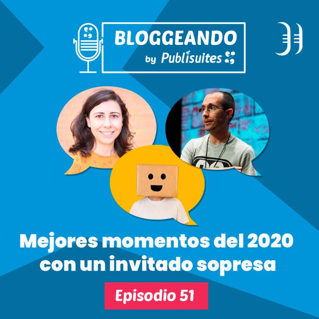 repaso al 2020 en bloggeando